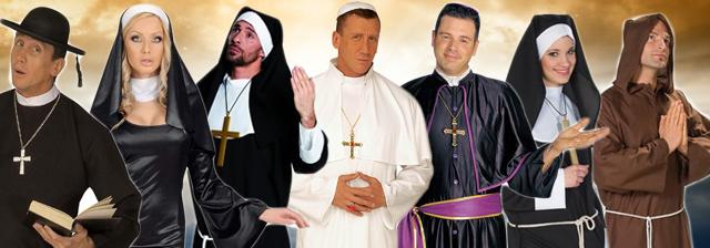 Religiöse Kostüme