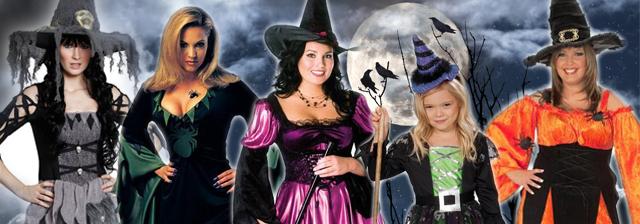 Kostüme für die Walpurgisnacht