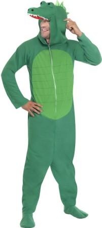 Krokodil Kostuem