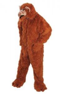 Dschungelcamp - Alf Kostüm