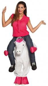 Funny Unicorn Huckepack Kostüm