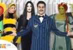 Kostümideen für Paare