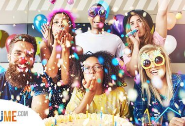 Geburtstagsparty 30. Geburtstag