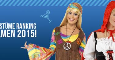 Die Kostümtrends 2015 der Damen