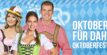 Oktoberfest für dahoam: Oktoberfest Deko