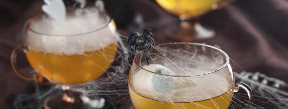 Halloween Getränke