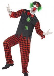 Horror Clown Kostüm für Männer