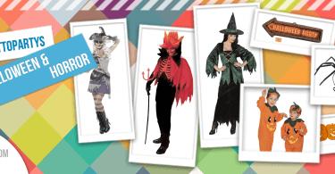 Horror Kostüme und Halloween Delko