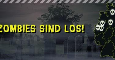 Die Zombies sind los!
