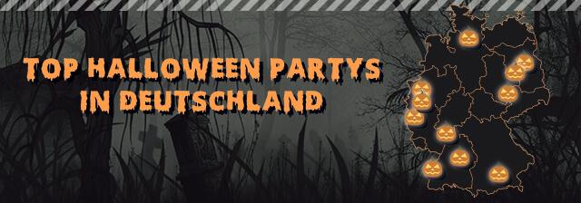 Halloween Partys in DEU