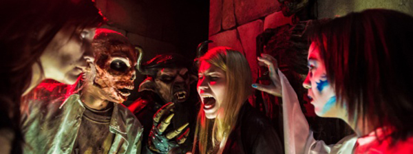 Horror Nights im Europapark
