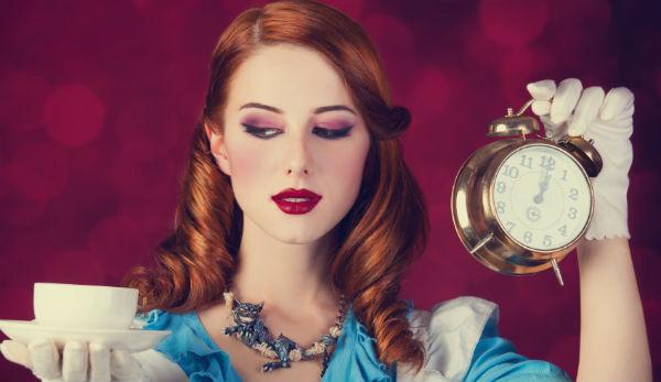Kostüm Alice Wunderland