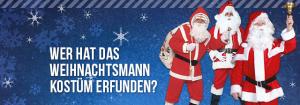Wer hat das Weihnachtsmann Kostüm erfunden?