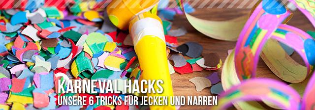 Karneval hacks