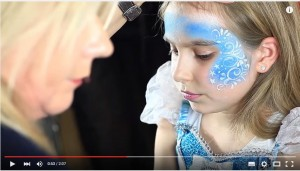 Elsa Makeup Tutorial