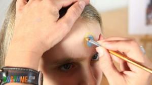 Indianer Stirnband schminken