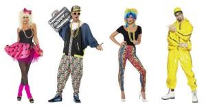 4 Bad Taste Kostüme für Männer und Frauen