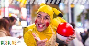 Pikachu Kostüm selber machen