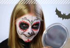 Sugar Skull schminken - Titelbild
