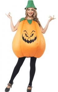 Unisex Kuerbiskostuem Halloween