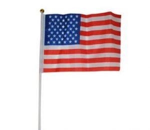 USA Flagge für Tische