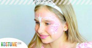 Prinzessin schminken