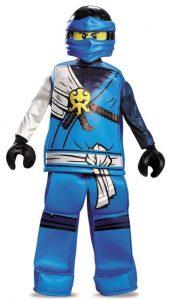 Ninjago Jay Kinderkostüm in blau