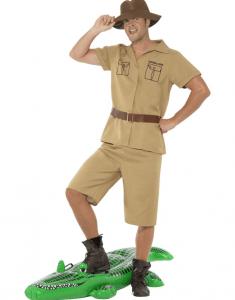 Australischer Ranger Dschungel Kostüm