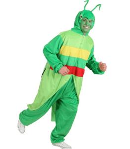 Grashüpfer Dschungel Kostüm