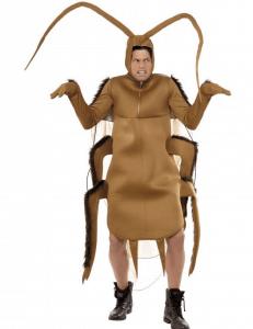Kakerlaken Dschungel Kostüm