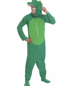 Krokodil Dschungel Kostüm