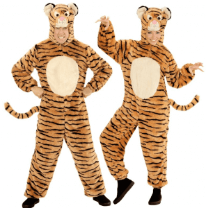 Tiger Dschungel Kostüm