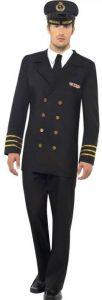 Marine Offizier Kostüm