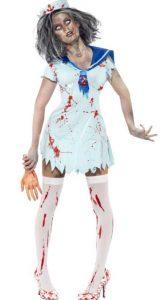 Zombie Matrosin Kostüm