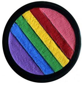 Regenbogen Kostüme - Rainbow Magic Profi-Aqua Make-up 20ml