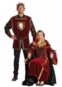 Mittelaltergewandung - Lady Marianne Burgfrau Kostüm