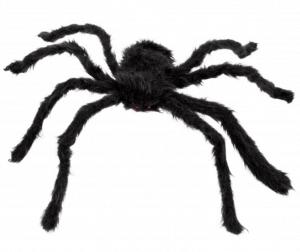 Haarige Deko Spinne