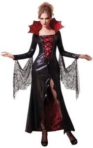 Vampir Lady Rosana Damenkostüm