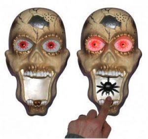 Horror Skull Türklingel - Halloween Deko