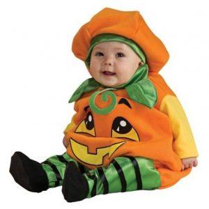 Pumpkin Jumper Kürbis Kostüm für Kleinkinder