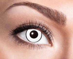 White Eye 3-Monats-Kontaktlinse