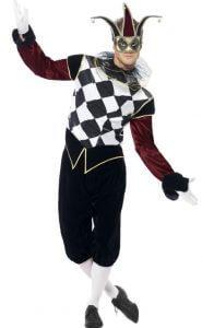 Fünfte Jahreszeit - Kostüm Herren