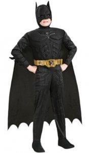 Justice League - Batman Kostüm für Kinder