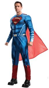 Premium Comic Superman Kostüm Herren