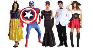 Junggesellenabschied Kostüme