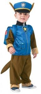 Kinderfasching - Paw Patrol Kostüm