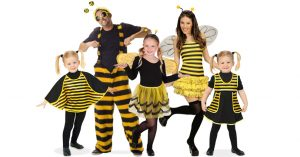 Bienen-Kostüm