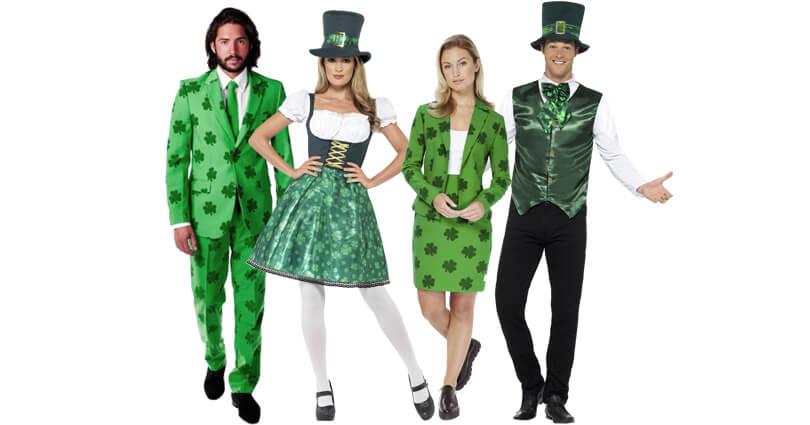 St Patricks Day Kostüm