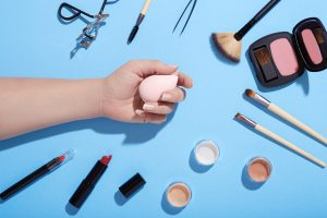 Make-up Flecken entfernen
