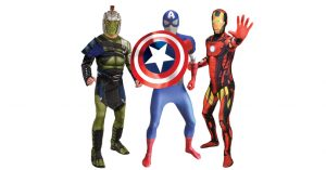 Avengers Kostüme